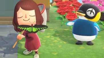 Animal Crossing En Février: Dernière Chance Pour Ces Animaux Marins,