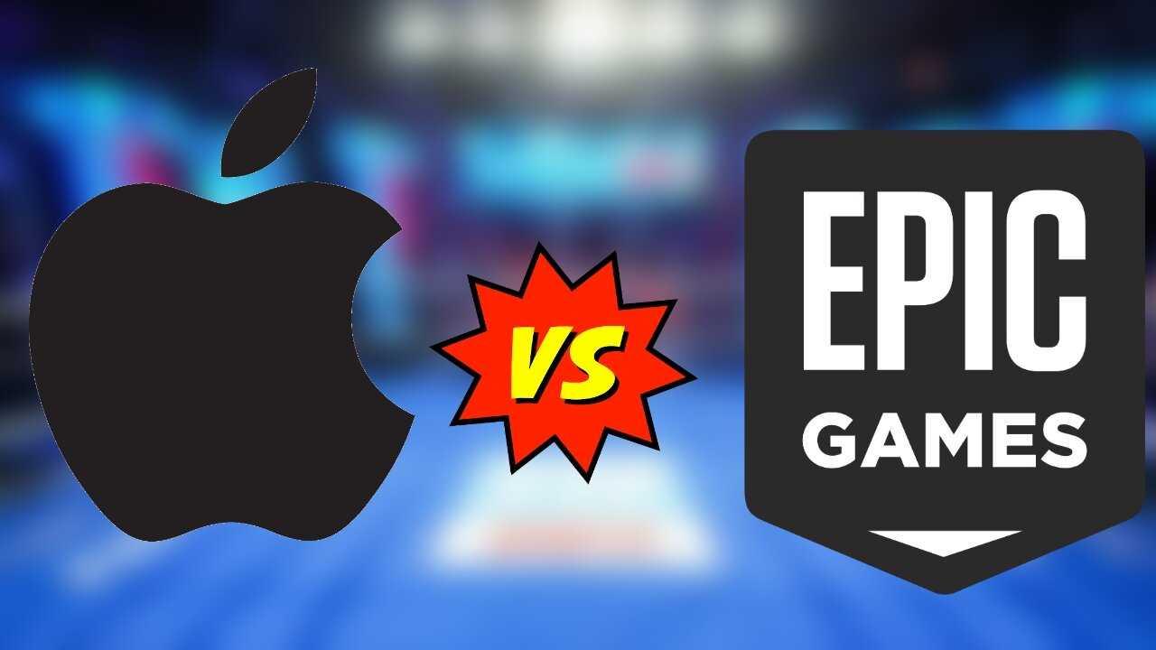 La bataille entre Apple et Epic Games dure depuis longtemps