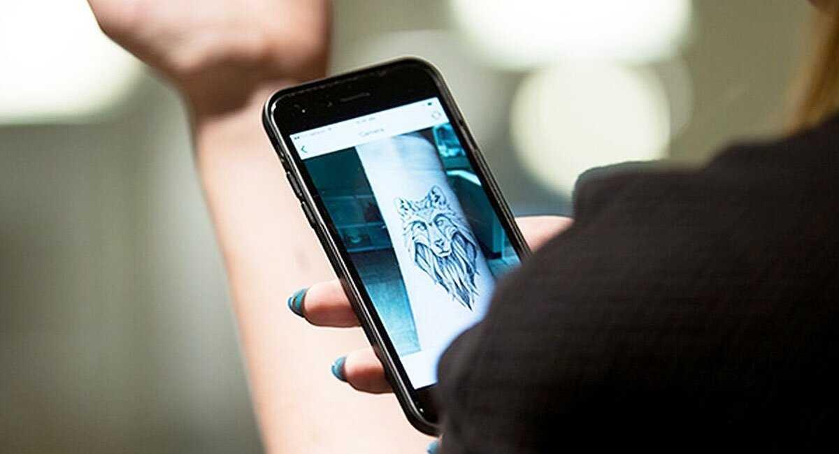 les applications apprennent à tatouer