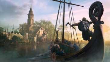 Assassin's Creed Valhalla River Raid Update demain, les notes de mise à jour complètes sont publiées