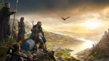 Assassin's Creed Valhalla aura un support post-lancement `` plus fort et plus long '' qu'Odyssey