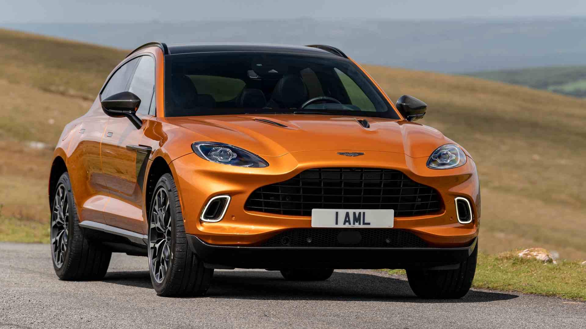 Aston Martin électrifiera 90% de sa gamme de modèles d'ici 2030, les PHEV arriveront en premier