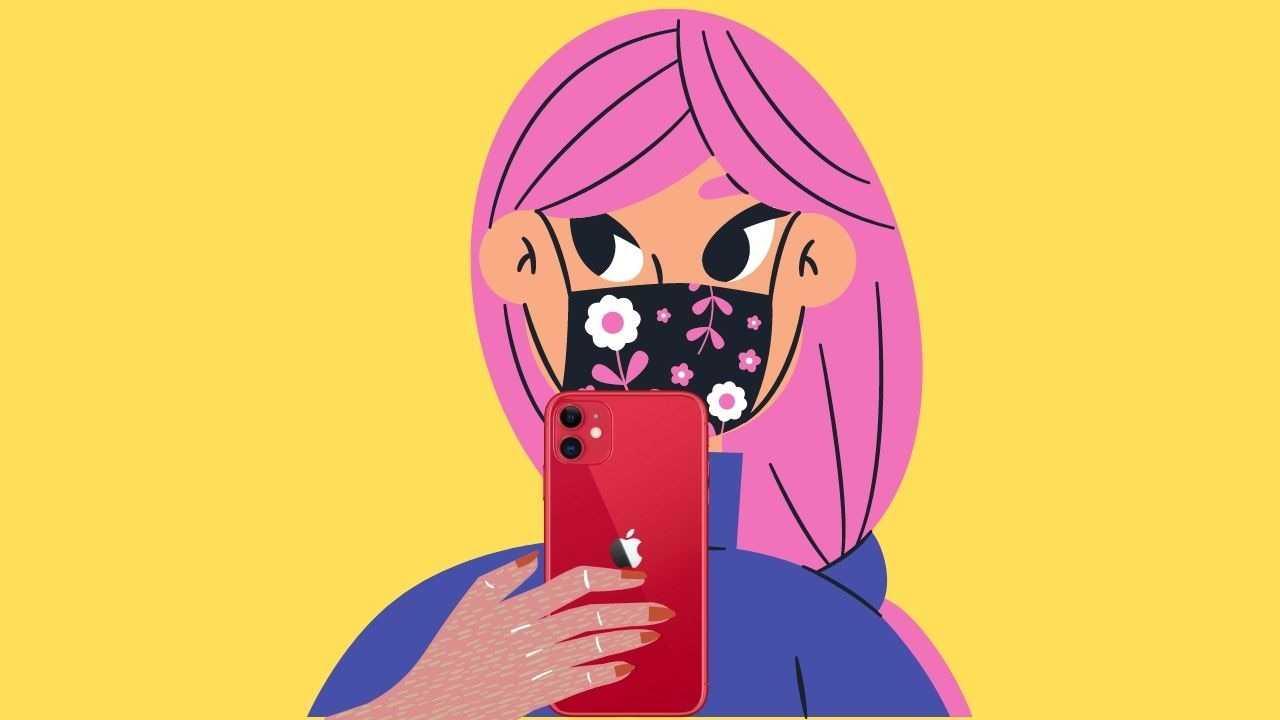 Avec Ios 14.5, Les Porteurs De Masques Pourront Utiliser Une