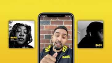 Bars, L'application Facebook Pour Faire Rapper Aussi Votre Tante