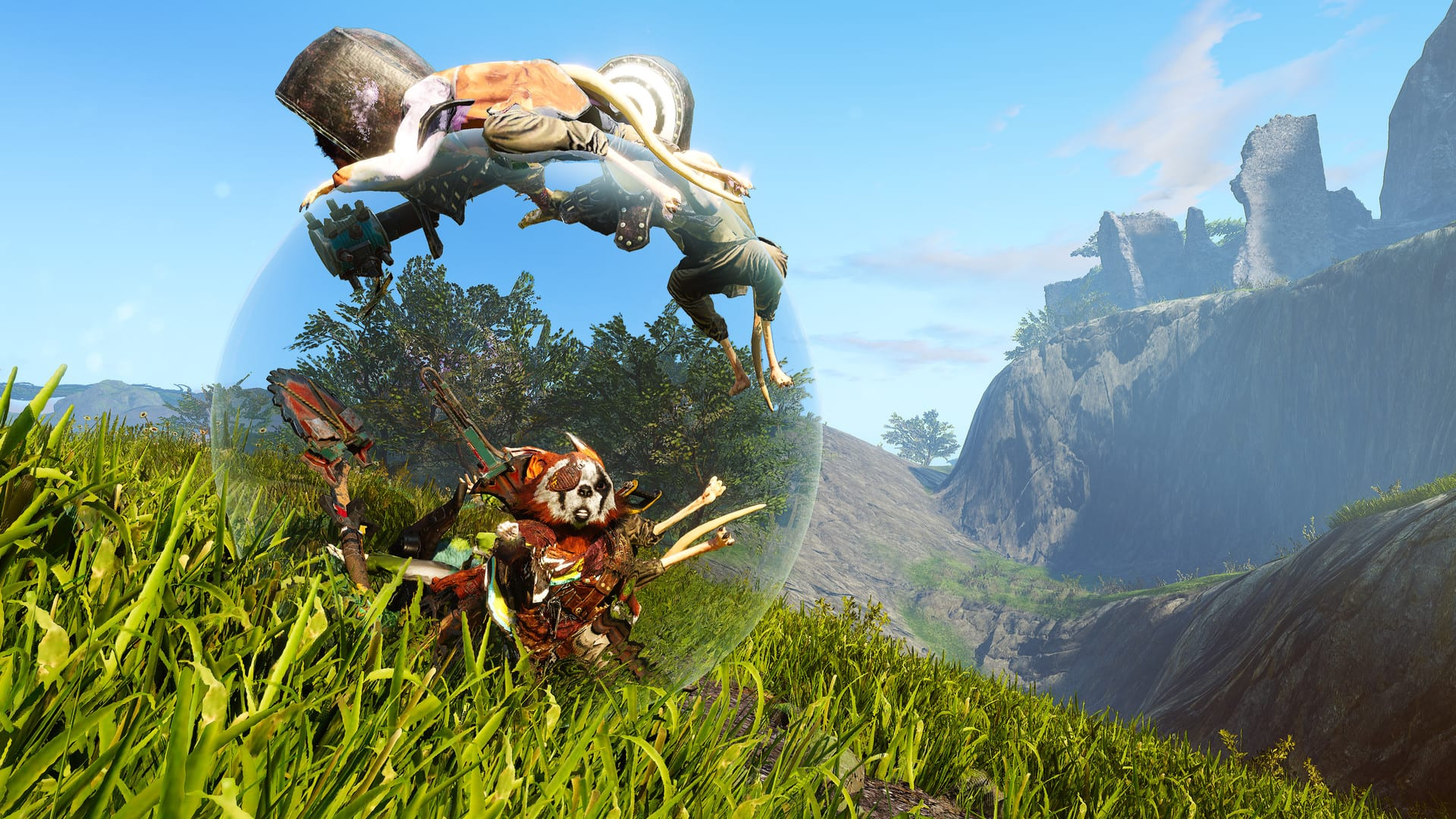 Biomutant Release PS4 PC Xbox One