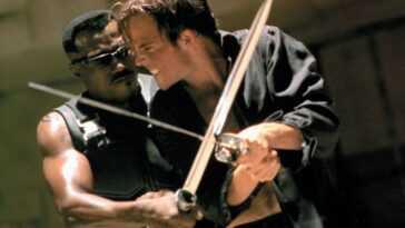 Blade A Presque Perdu Wesley Snipes Parce Que Ses Agents
