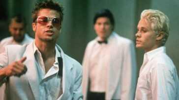 Brad Pitt Est Responsable De Pousser Le Club De Combat