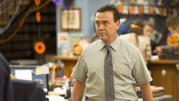 Charles Boyle a un parent inattendu (Crédit: NBC / Universal)