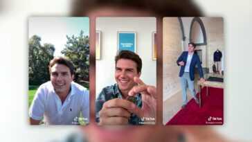 Ça Ressemble à Tom Cruise Mais C'est Un Faux: Sur