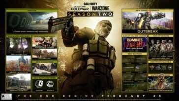 Call of Duty: Black Ops Cold War, Warzone Reload avec une énorme quantité de contenu gratuit et premium