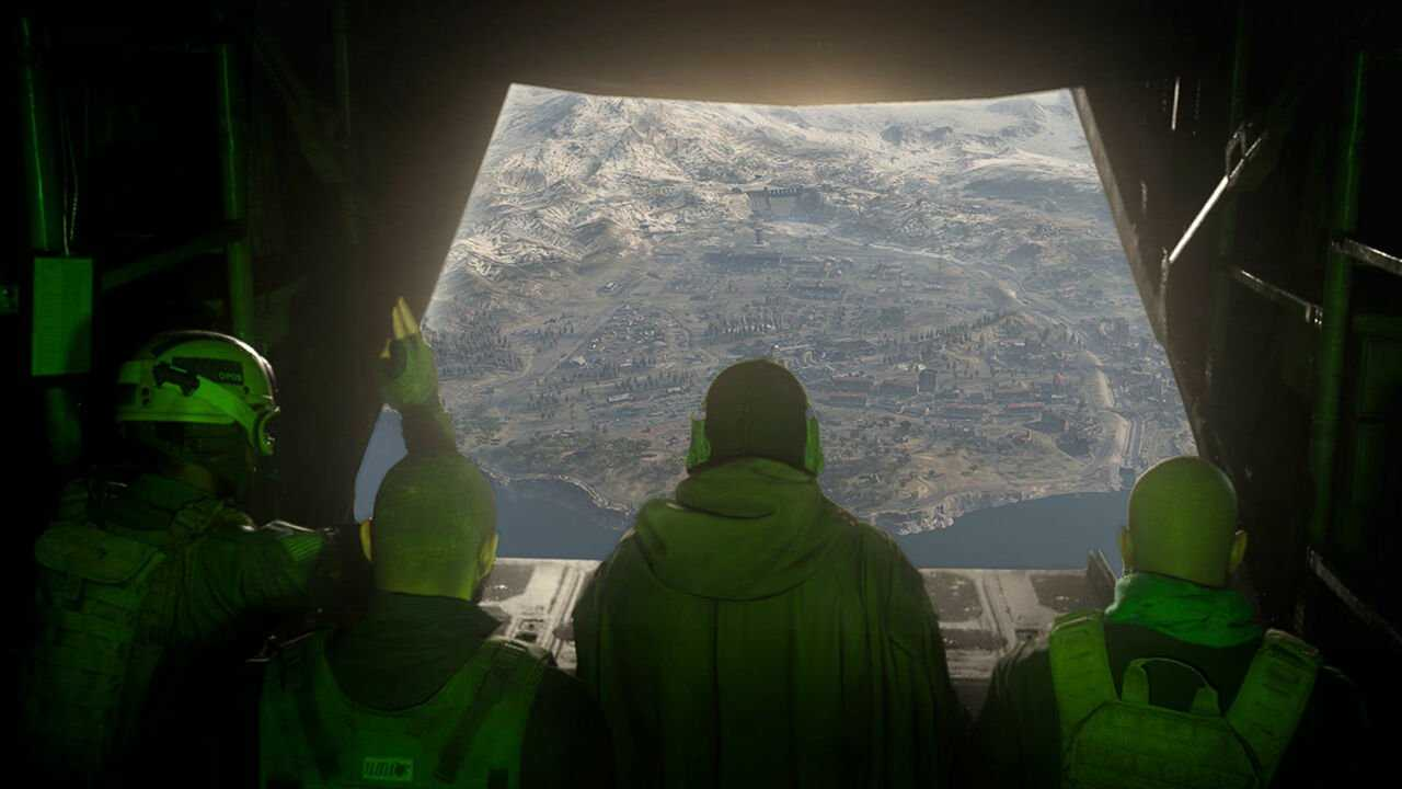 Call of Duty: Warzone Season Two Teasing commence dans le jeu