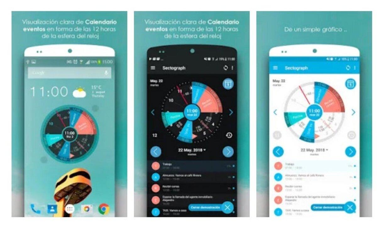 Application Android de planificateur et de calendrier