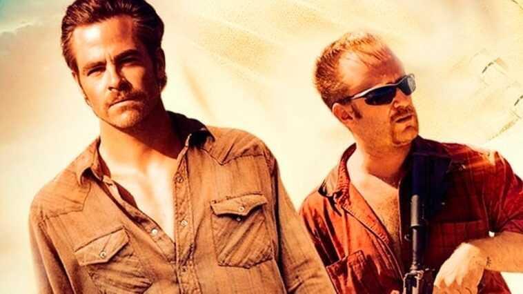 Chris Pine Et Ben Foster Se Réunissent Pour Thriller Violence