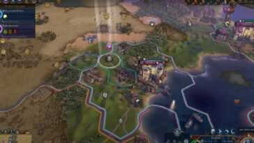 Civilization VI Receives Massive February Update, Bringing New Barbarian Clans