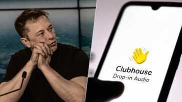 Clubhouse s'est envolé en bourse grâce à Elon Musk.  Mais le mauvais club-house
