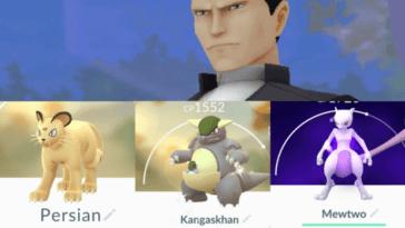 Comment Battre Giovanni Dans Pokemon Go: Tous Les Compteurs Giovanni