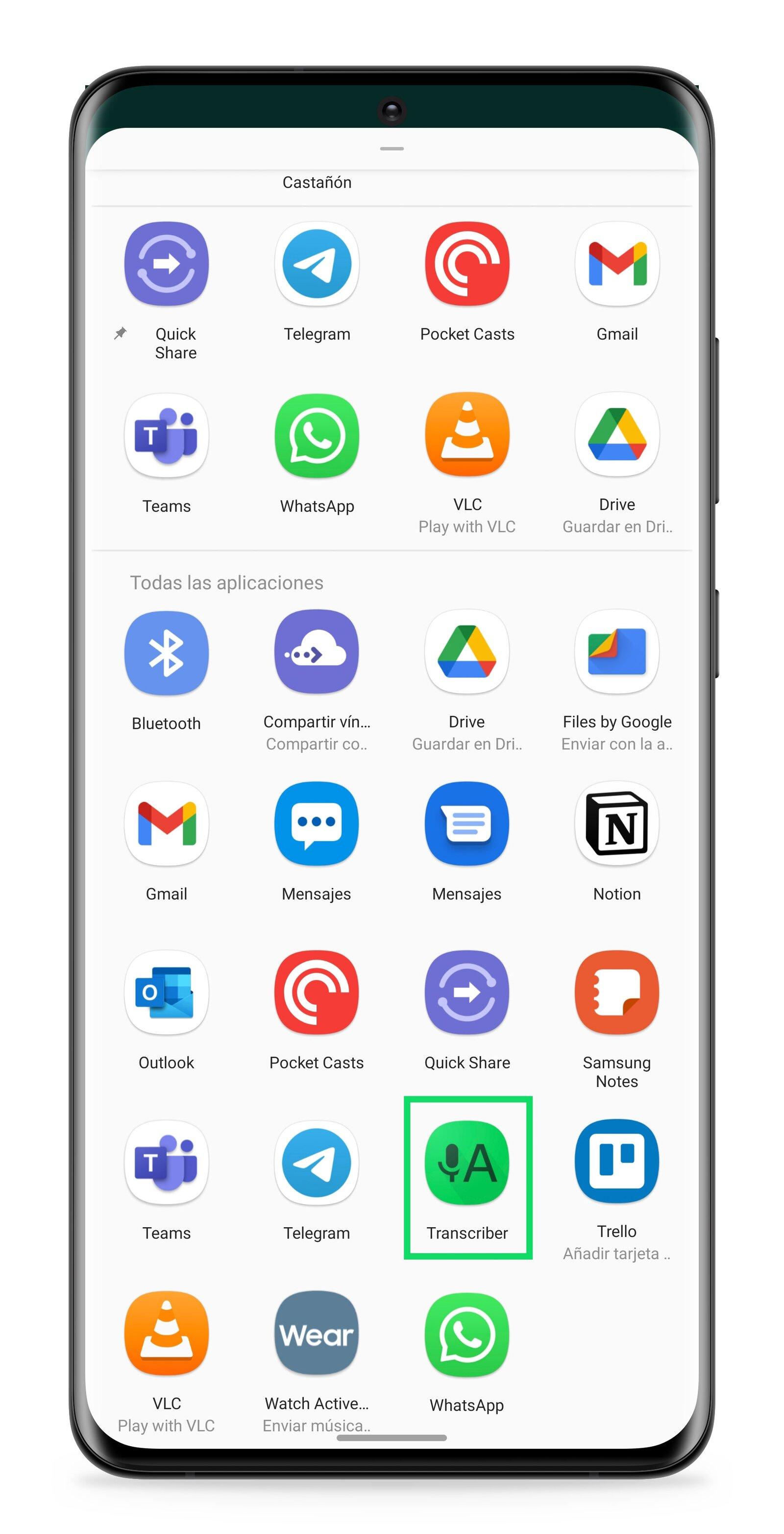 Comment convertir des audios WhatsApp en texte: toutes les façons
