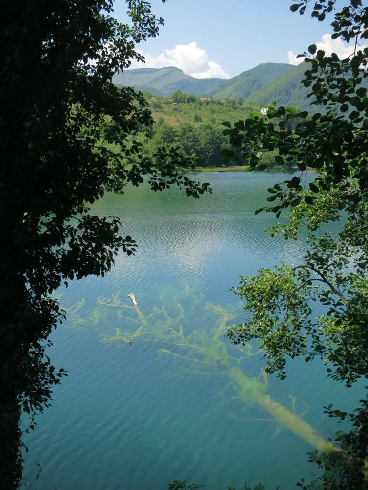 Veliko Plivsko Lake Republika Srpska