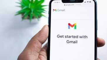Fonctionnement de l'option de récupération d'un e-mail dans Gmail