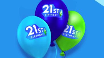 Contenu Du 21e Anniversaire De Tous Les Sims 4: Mise