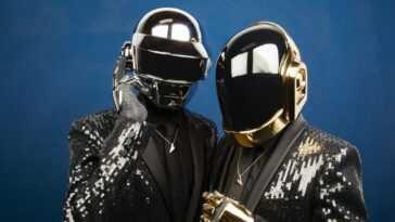 Daft Punk Augmente Ses Ventes De 8000% Après Avoir Annoncé