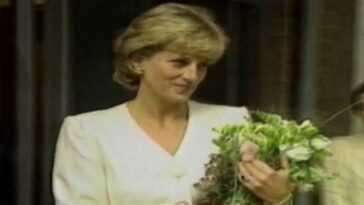 De nouvelles photos montrent la place de Kristen Stewart sur le portrait de la princesse Diana