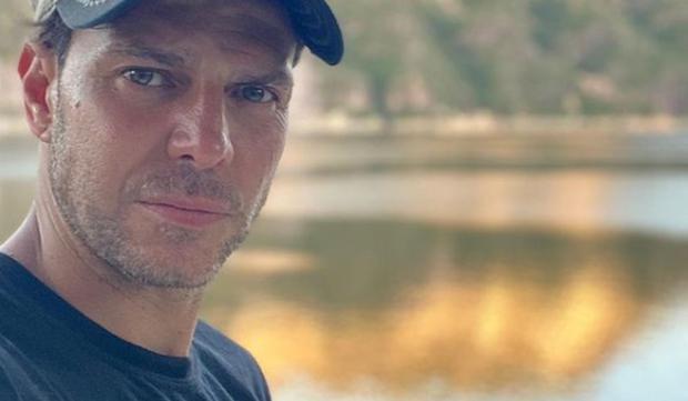 L'acteur a été encouragé à dire qu'il n'avait pas de ressources après l'arrivée de la pandémie.  (Photo: Juan Baptista / Instagram)