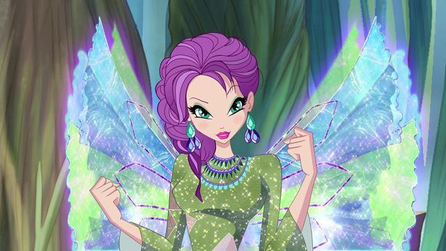 Tecna pourrait être une fée qui contrôle l'air dans la série Netflix (Photo: Nickelodeon)