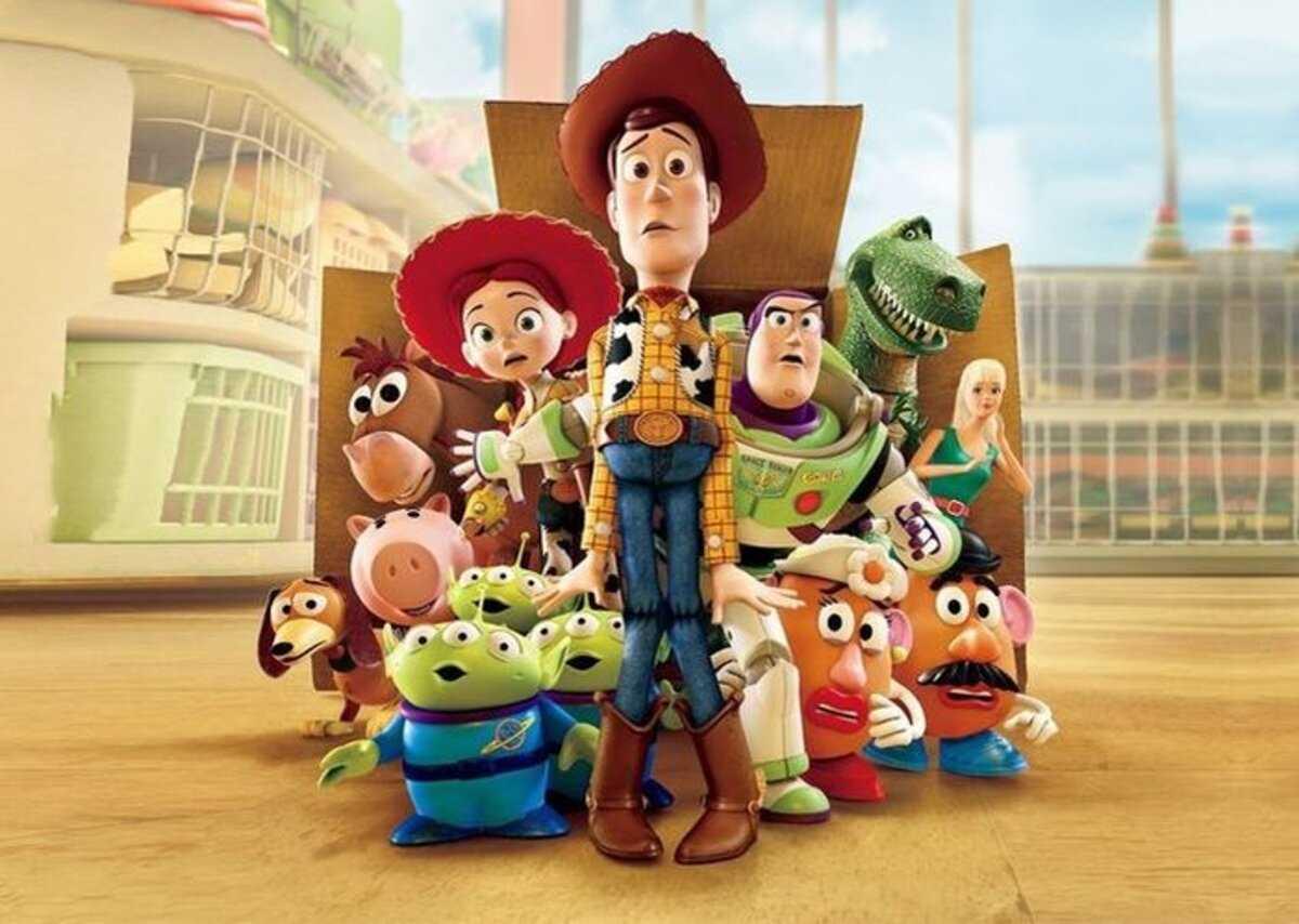 Toy Story 4 en vedette