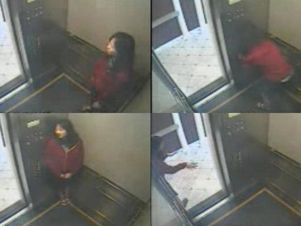 Le cas d'Elisa Lam a été porté au petit écran et peut être vu sur Netflix.  (Photo: capture Netflix)