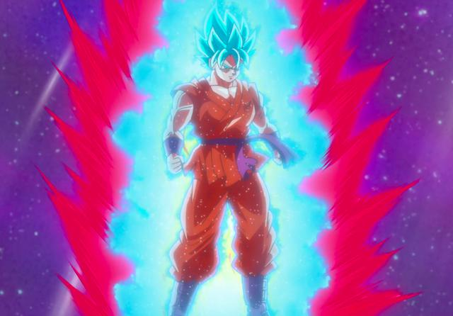 Kaio-Ken (Photo: Toei Animation)