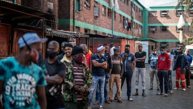 Environ la moitié de la population sud-africaine peut avoir eu le COVID-19, selon une enquête sérologique