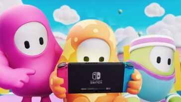 Fall Guys: Ultimate Knockout Pour Nintendo Switch Maintenant Officiellement Confirmé!