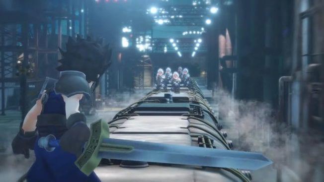 Final Fantasy VII - Ever Crisis pour PS5
