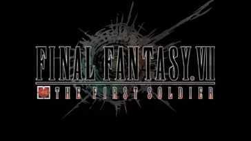 Final Fantasy Vii: The First Soldier La Première Bande Annonce