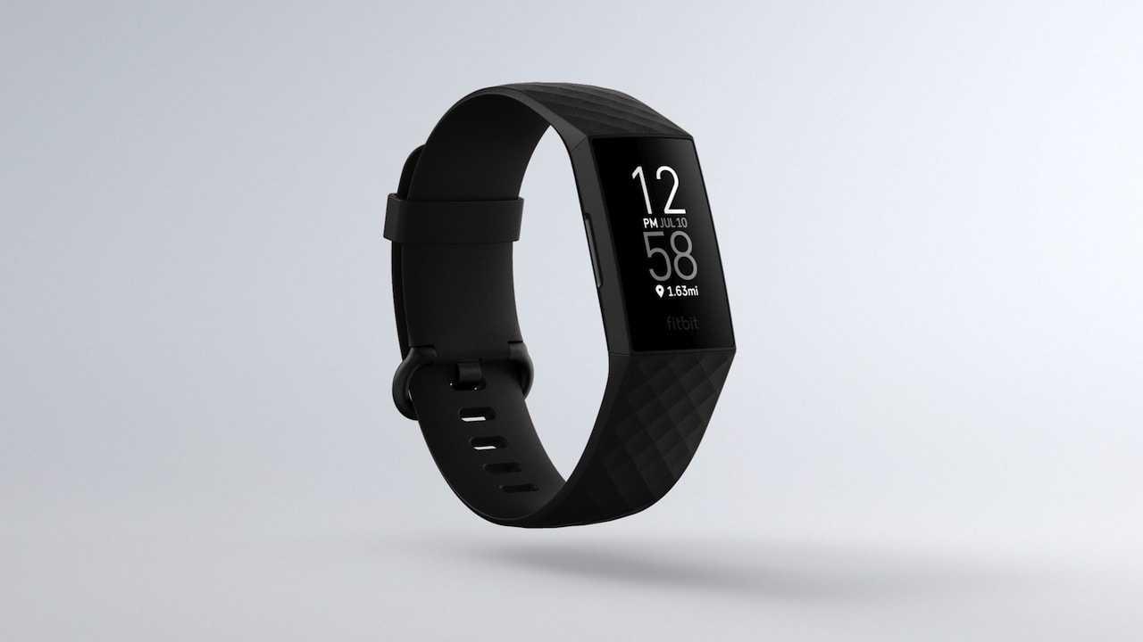 Fitbit Charge 4 Mis à Jour Avec Des Fonctionnalités Telles