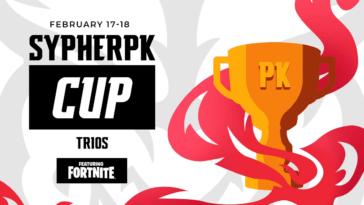 Fortnite Sypherpk Trios Arena Cup 10000 € En Pot