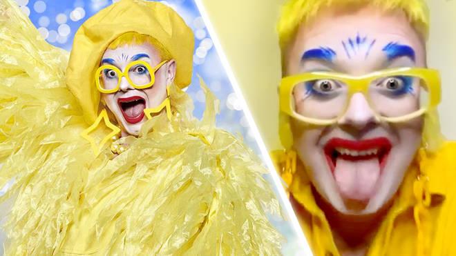 Drag Race UKs Ginny Lemon sur la reconnexion avec sa famille biologique