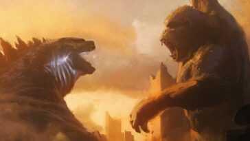 Godzilla Contre. Kong Ne Se Terminera Pas Par Un Tirage