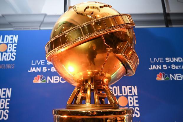 La cérémonie des Golden Globes de cette année se déroulera à distance en raison de la pandémie de coronavirus.  (Robyn Beck / AFP)