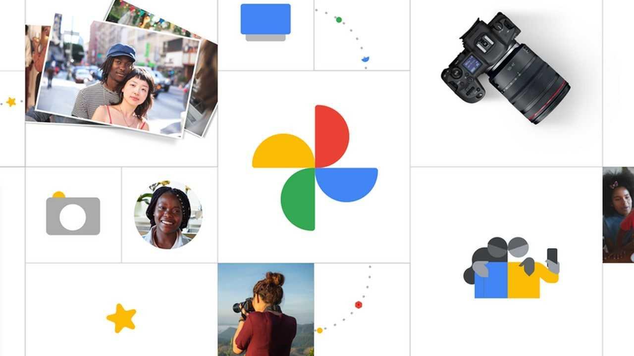 Google Photos classera bientôt les souvenirs sous Sand and sea, Tasty Treats et autres groupes similaires