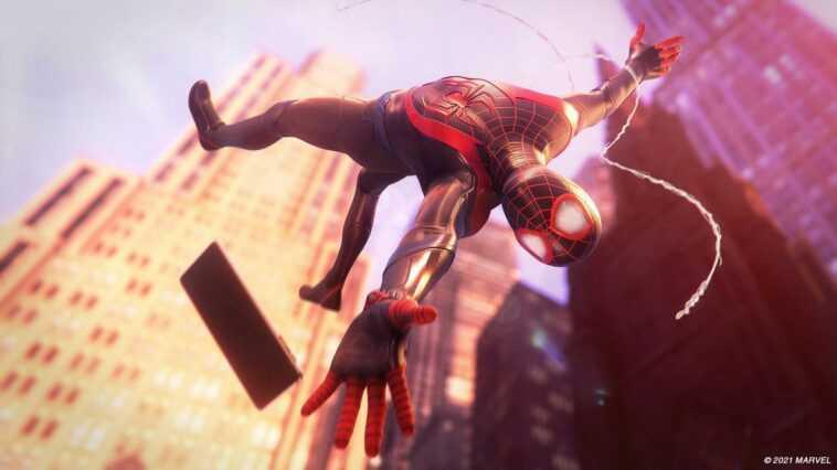 Graphiques des ventes au Royaume-Uni: Spider-Man: Miles Morales s'accroche au top 10 dans une autre semaine tranquille