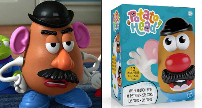 Mr Potato Head se refait une beauté neutre