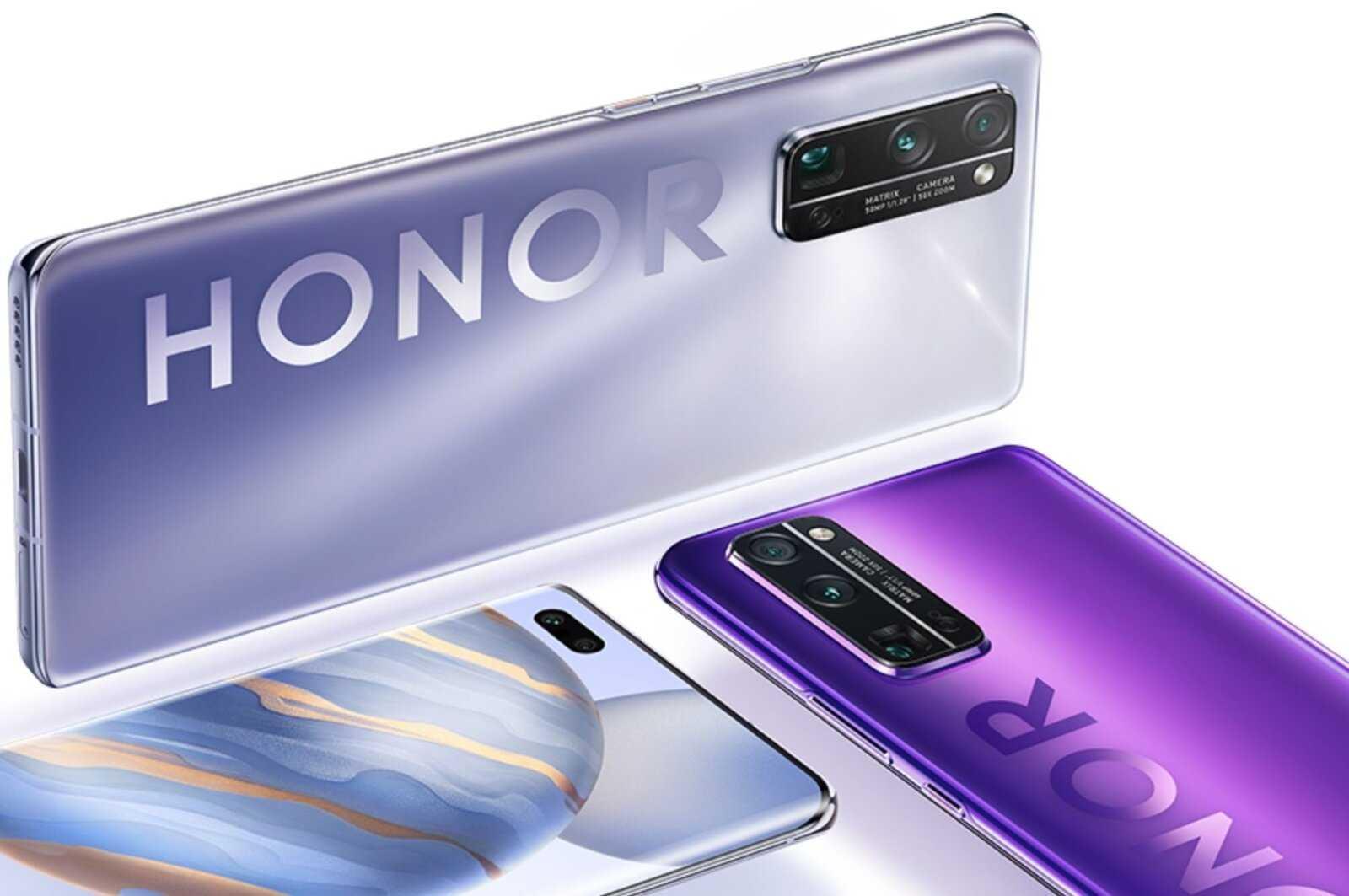 Les prochains smartphones Honor disposeront des services Google