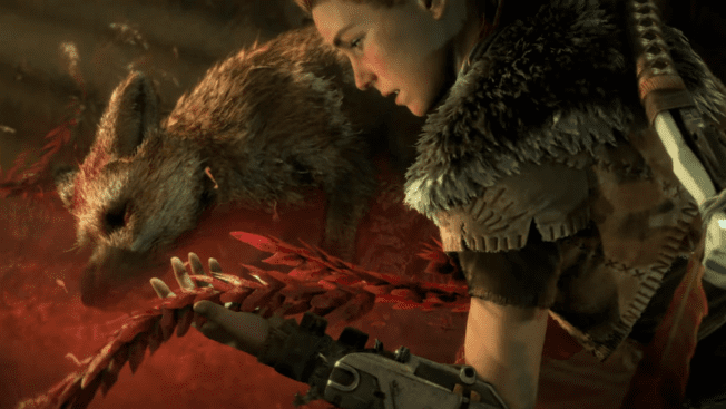 Horizon: Forbidden West Fox PS5