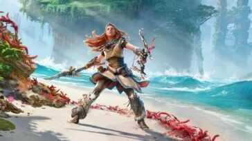 Horizon Forbidden West semble bon pour le lancement de 2021, aucun mot sur God of War Ragnarok