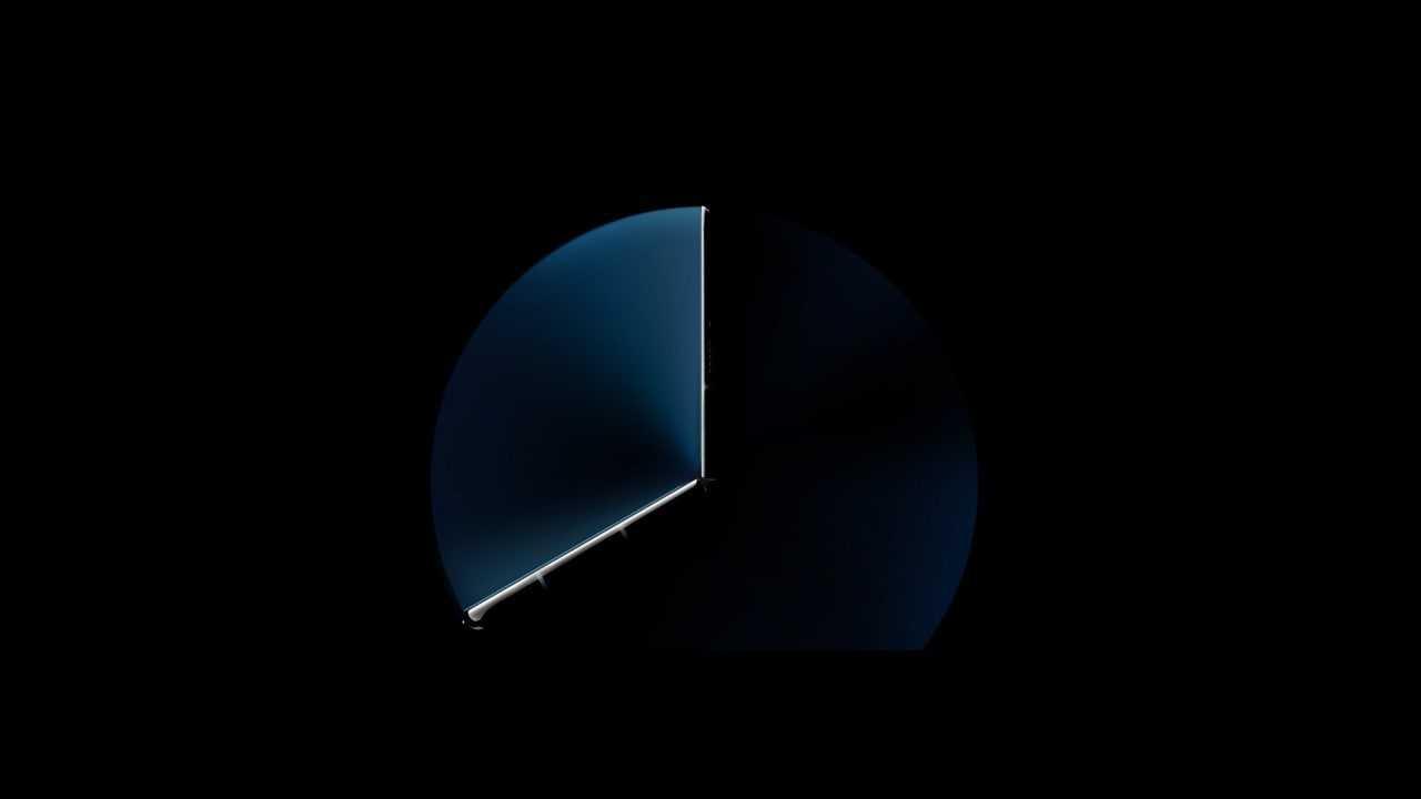 Huawei Mate X2 avec écran pliable vers l'intérieur sera lancé en Chine le 22 février