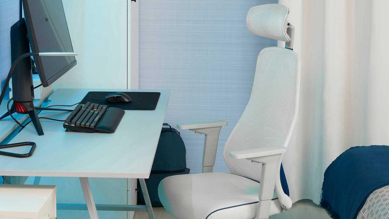 IKEA annonce sa nouvelle gamme de produits de jeu ROG comprenant des bureaux de jeu, des chaises, un élastique pour souris, un oreiller cervical et plus