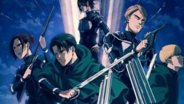 Ils choisissent le meilleur personnage de Shingeki no Kyojin et le résultat est écrasant