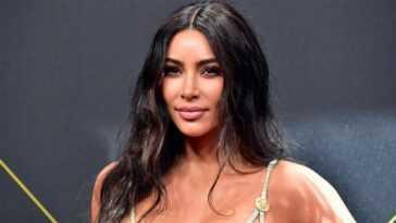 Kim Kardashian West défend la peinture de sa fille qui, selon certains, n'était pas la sienne